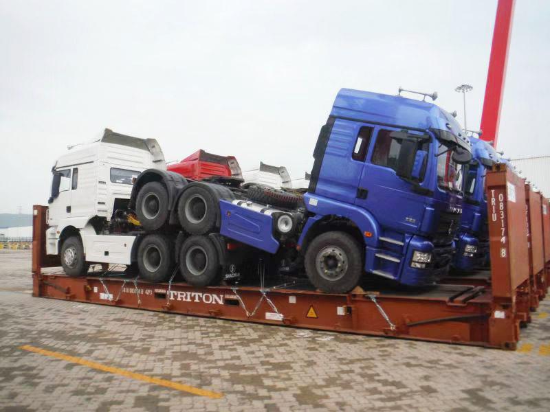 港口装箱服务